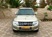 For sale 2014 Gold Pajero