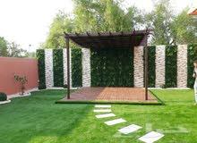 حدائق وشلالات منطقه الرياض