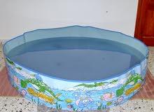 بركة سباحة للاطفال مستخدمة  للبيع