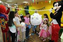 ميني ماوس وحفلات الاطفال