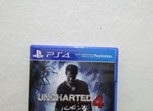 لعبة UNCHARTED 4