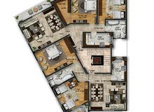 Third Floor apartment for sale - Fifth Settlement