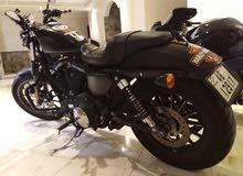 Harley Davidson iron sportster 883