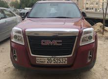 2013 model gmc terrain low mileage