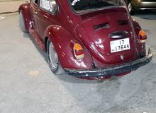 For sale Used Beetle - Manual