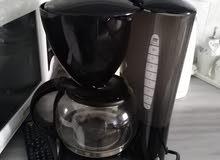 ماكنه صنع قهوه جديده بالكرتونه