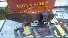 حذاء رسمي جلد طبيعي