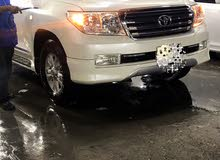 For sale 2011 White Land Cruiser
