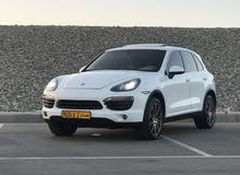 For sale 2012 White Cayenne S