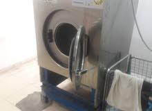 ماكينة مغسلة 18ك نوع اميزا ايطالية الصنع بحالة ممتازة للبيع