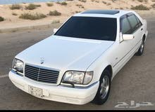 Automatic White Mercedes Benz 1999 for sale