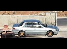 Grey Kia Sephia 1995 for sale