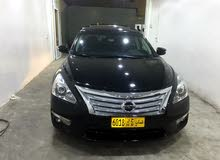 Automatic Nissan 2013 for sale - Used - Barka city