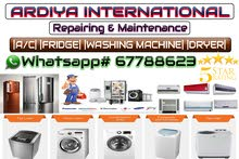 We Repair Washing Machine Dryer A/C Fridge