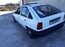 Manual White Opel 1990 for sale
