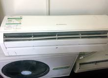 good working condition Ac for sale and installation