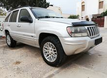 Jeep Grand Cherokee car for sale 2004 in Misrata city