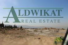 ارض للبيع في منطقة ابو نصير بمساحة (862م)