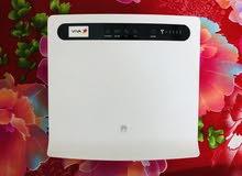 Viva b593 unlocked 4g router  Zain batelco viva sim work