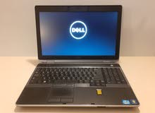Dell Latitude E6530, Intel i5/2.6GHz with Nividia Gforce