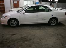 For sale 2005 White Camry