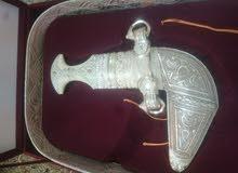 خنجر عماني قرن فيل