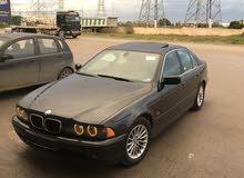 bmw 525 2002  للبيع