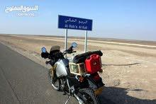 فرصه: دراجة كواساكي الصحراويه  جاهزه للمغامره