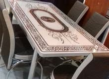 طاولة سفرة تركي 3D