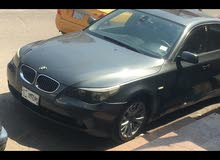 Available for sale! 1 - 9,999 km mileage BMW 528 2007