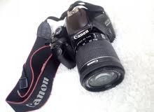 كاميرا كانون 1100D