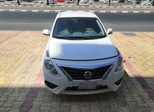 Nissan Sunny car for sale 2016 in Jeddah city