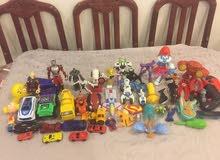 ألعاب أطفال خمسون قطعه