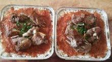 ام حسن اكلات عربية مصرية للأفراد والعائلات