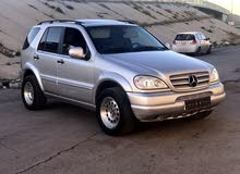 Mercedes Benz ML 2001 For sale - Silver color