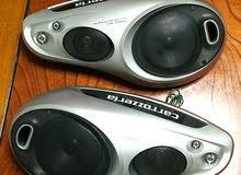سماعات مميزة ياباني أصلي Pioneer Carrozzeria للتابلو الخلفي
