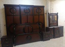غرفة نوم طابقين خشب لتيه وزان تفصيل للبيع بسعر مغري