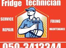 Split Ac , Central Ac , FCU Unit Service Maintenance Technician Dubai