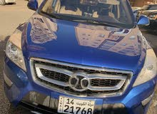 BAIC X65 car is available for sale, the car is in Used condition