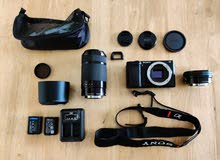 Sony a6300(4k mirrorless camera)