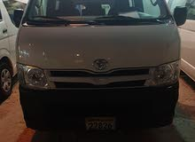 Toyota Hiace 15 seater bus Automatic 2012