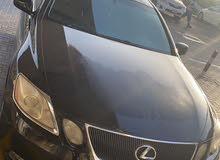 Lexus Gs350 black