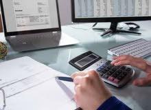 accountant  محاسب مالي