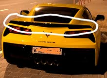 Corvette C7 spoiler original