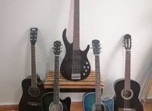 guitars for sale rarely used