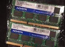 رامات DDR3 لابتوب و PC