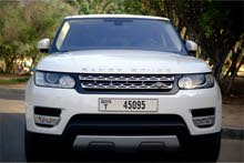 Range Rover Sport Supercharge HSE S / 2016 / 7 Years Warranty