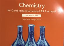 Cambridge International AS & A level Chemistry Course-book