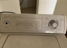 washing machine heavy duty in good condition
