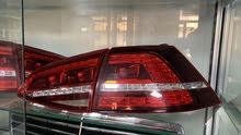 feux arrière Volkswagen golf7